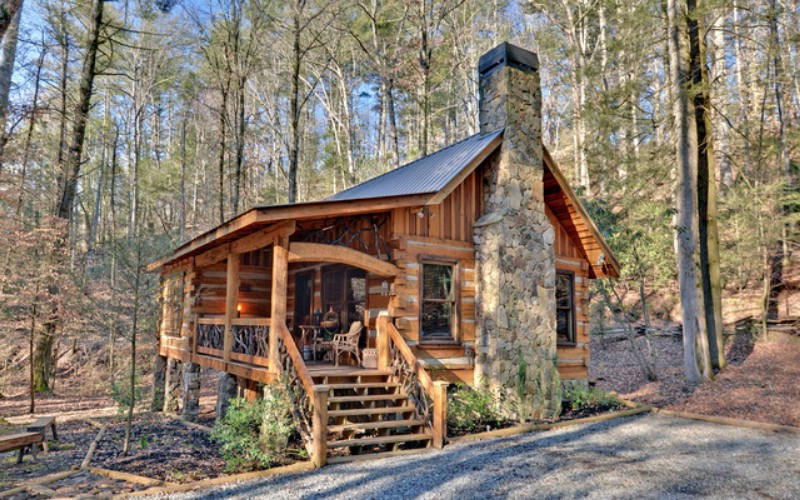 Family camping cabin advantages of having a cabin for Small cabin kits california